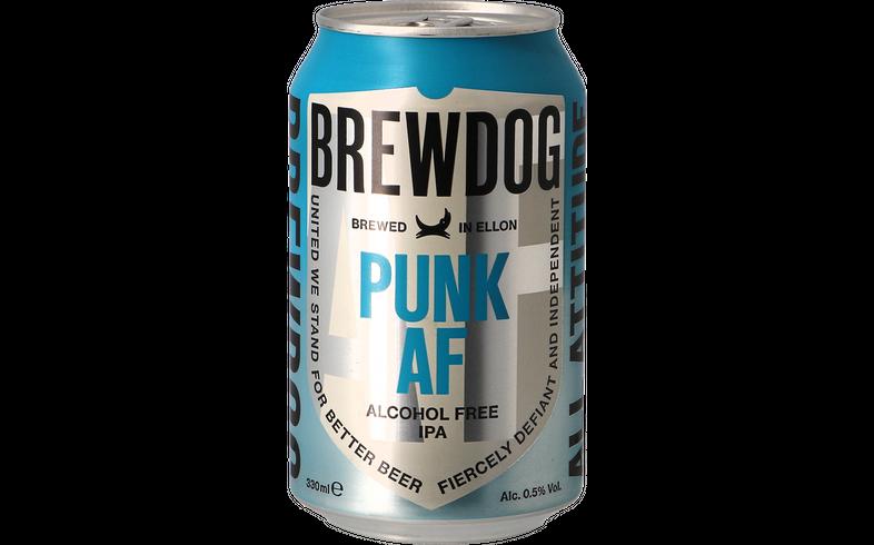 Big packs - Pack Brewdog Punk AF - 12 bières