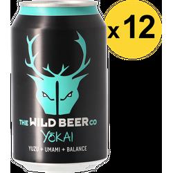 Pack de bières - Pack Wild Beer Yoka - 12 bières