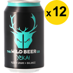 Confezioni risparmio - Pack Wild Beer Yoka x12