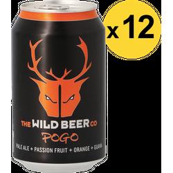 Confezioni risparmio - Pack Wild Beer Pogo x12