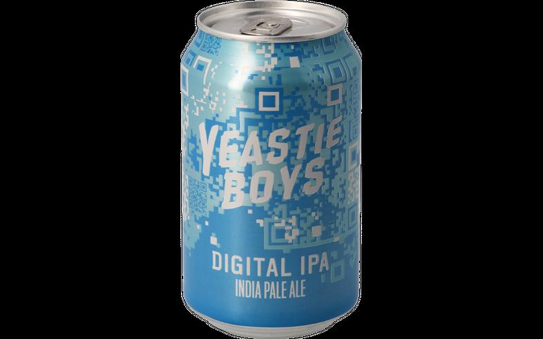 Pack de bières - Pack Yeastie Boys Digital IPA - 12 bières