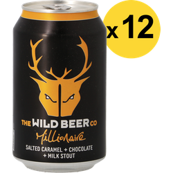 Big packs - Pack Wild Beer Millionaire - 12 bières