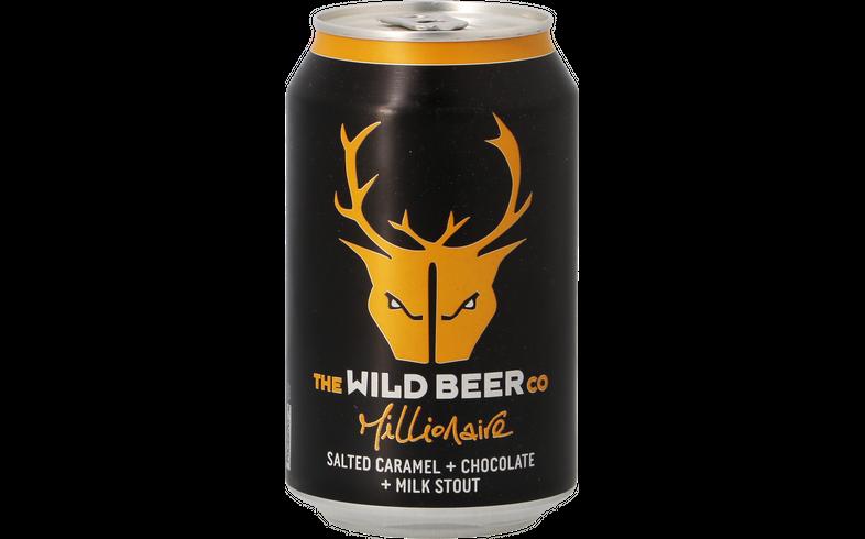 Megapacks - Wild Beer Millionaire 33cl (12 stuks)