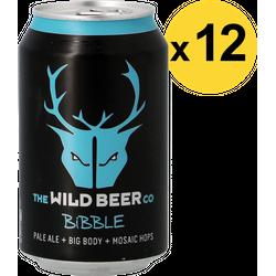 Pack de bières - Pack Wild Beer Bibble - 12 bières