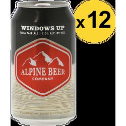 Packs Ahorro - Pack Alpine Windows Up - 12 bières
