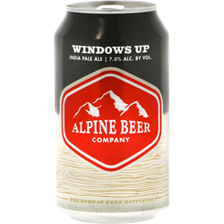 Megapacks - Alpine Windows Up 33cl (12 stuks)
