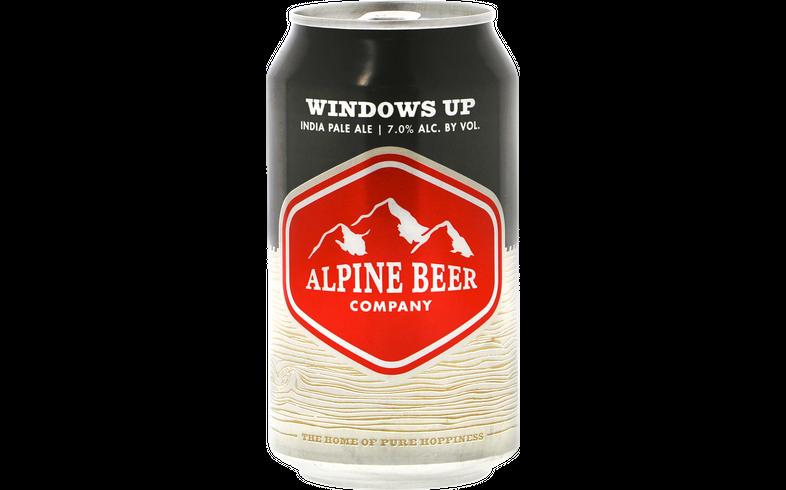 Big packs - Alpine Windows Up 33cl (12 stuks)