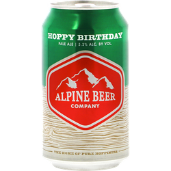 Megapacks - Alpine Hoppy Birthday 33cl (12 stuks)