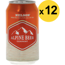 Big packs - Pack Alpine Nelson - 12 bières