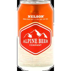Pack de bières - Pack Alpine Nelson - 12 bières