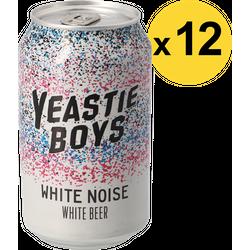 Pack de bières - Pack Yeastie Boys White Noise - 12 bières