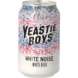 Megapacks - Yeastie Boys White Noise 33cl (12 stuks)