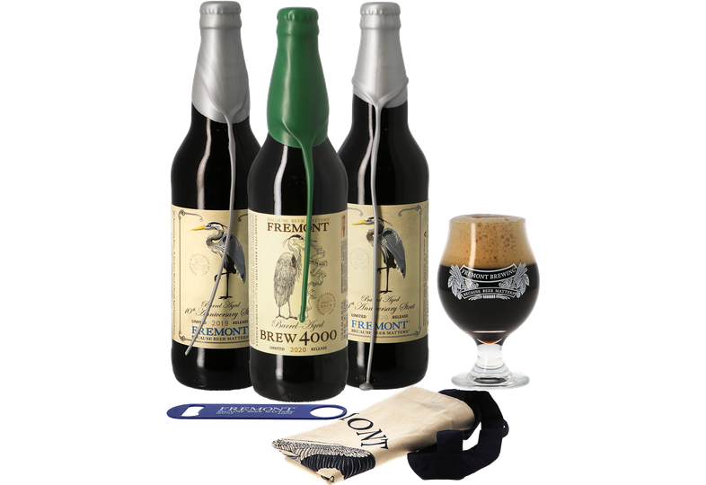assortiments - Fremont Anniversary Pack