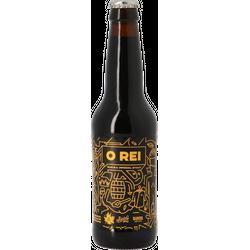 Bottled beer - Dois Corvos O Rei - Rum BA