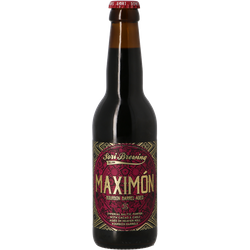 Bottled beer - Sori Maximon - Bourbon BA Special