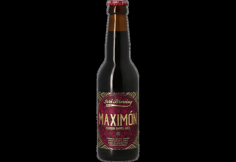 Bouteilles - Sori Maximon - Bourbon BA Special