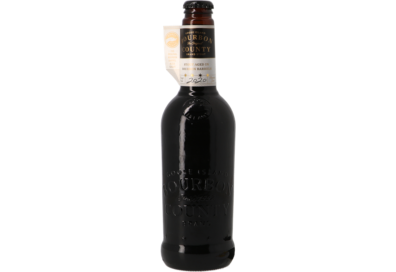 Bottled beer - Goose Island Bourbon County Brand Stout 2020 (BCBS)