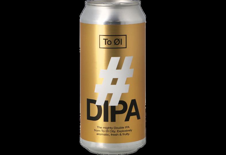 Bouteilles - TO ØL DIPA