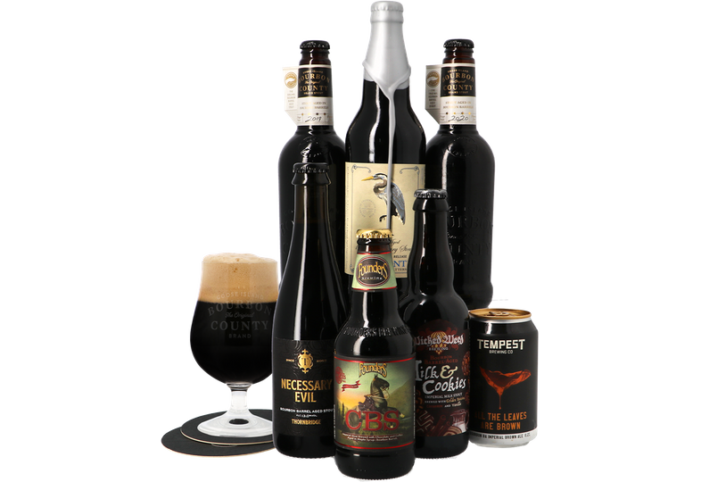 Beer Collections - Coffret BCBS - Bourbon Madness