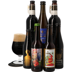 Pack de cervezas artesanales - BCBS - Barrel Aged Collection