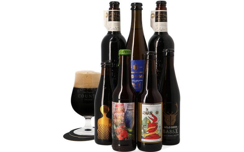 assortiments - Coffret BCBS - Barrel Aged Collection