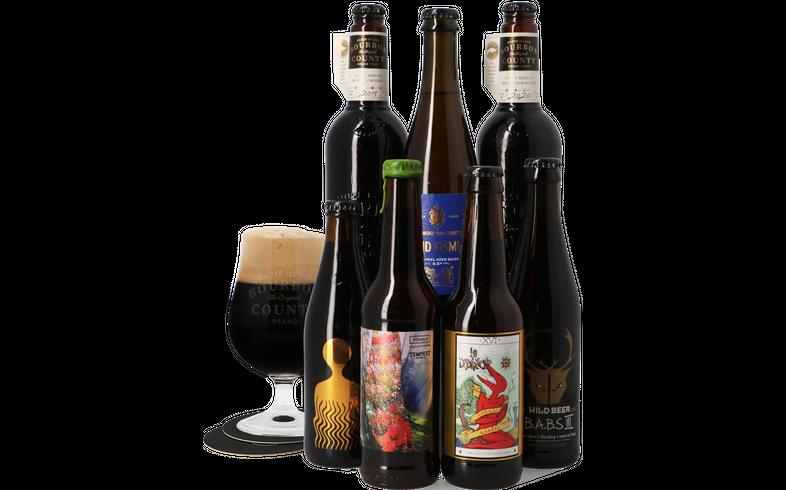 Bierpakketten - Barrel Aged Pakket - BCBS (7 stuks)