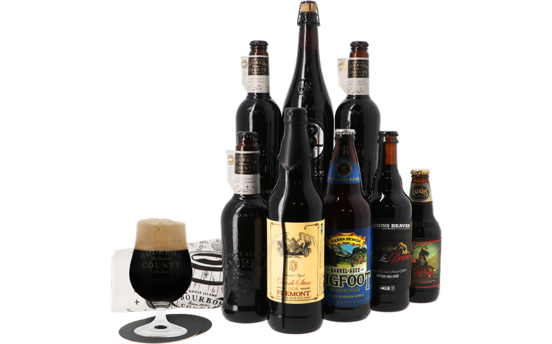 assortiments - BCBS American High Gravity Pack
