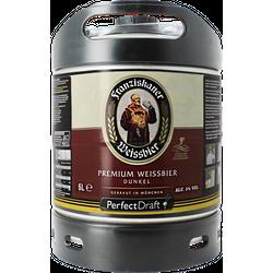 Fûts de bière - Fût 6L Franziskaner Dunkel