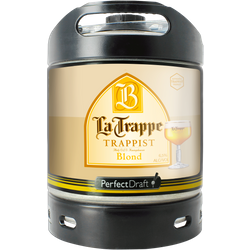 Fatöl - La Trappe Blond 6L PerfectDraft Fat