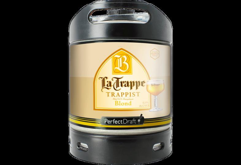 Tapvaten - La Trappe Blond PerfectDraft Vat 6L