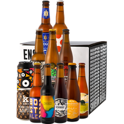 Beer Collections - Assortiment Découverte : 12 styles