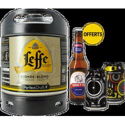 Fûts de bière - Pack Dégustation PerfectDraft Magic Rock - Ginette