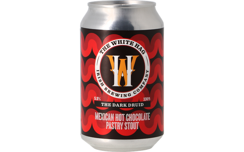 Bouteilles - White Hag The Dark Druid Mexican Hot Chocolate