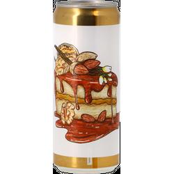 Bottled beer - Brewski Almond Walnut Vanilla Caramel Cake