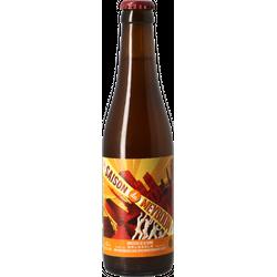 Flaschen Bier - Saison du Meyboom