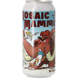 Bouteilles - Uiltje Mosaic Mammoth DDH