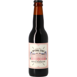 Bottled beer - Effet Papillon Imperial Stout