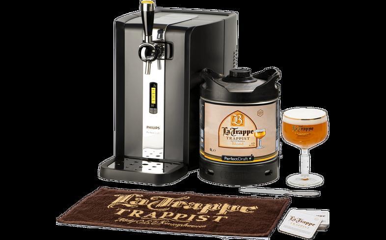Tireuse à bière - Pack Tireuse La Trappe Blond
