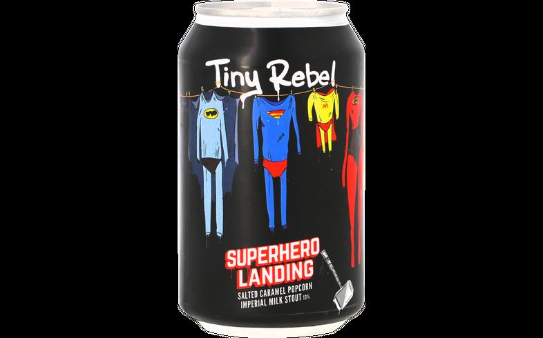 Bottiglie - Tiny Rebel / Brewdog - Super Hero Landing