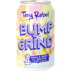 Bottled beer - Tiny Rebel Bump 'N' Grind