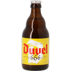 Bottled beer - Duvel 6.66
