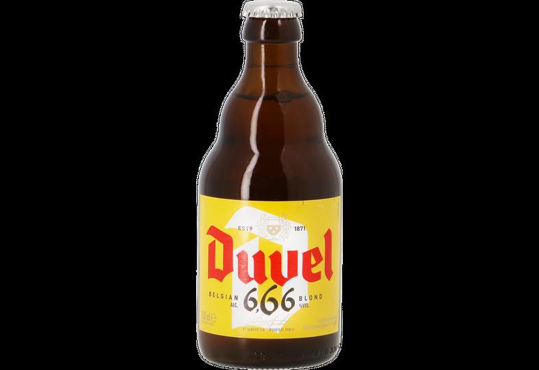 Bouteilles - Duvel 6.66