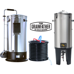Brassage - Pack Grainfather Duo Brassage & Fermentation - Grainfather Connect G30 + Grainfather Fermenter Conical Pro Edition