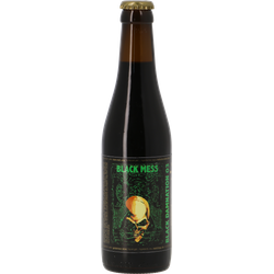 Bouteilles - De Struise Black Damnation III - Black Mess Whisky BA