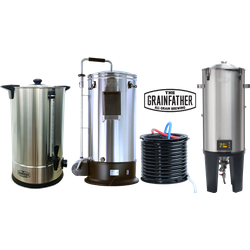 Brassage - Pack Grainfather Trio Brassage & Fermentation - Sparge Water 18L + Grainfather Connect G30 + Fermenter Conical Pro Edition
