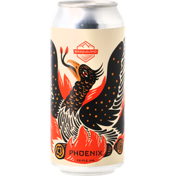 Bottled beer - Basqueland Phoenix TIPA