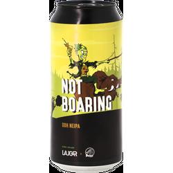 Bouteilles - Laugar / Saltus - Not Boaring