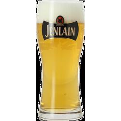 Verres à bière - Verre Jenlain plat 25 cl
