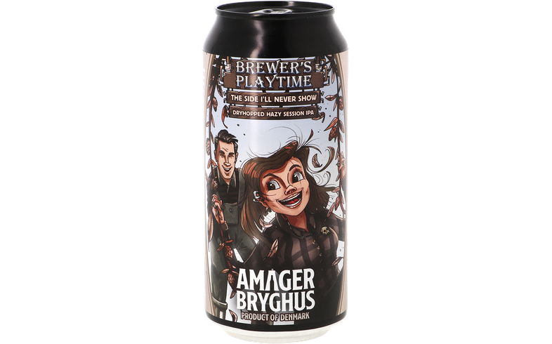 Bouteilles - Amager Brewer's Playtime - The Side I'll Never Show
