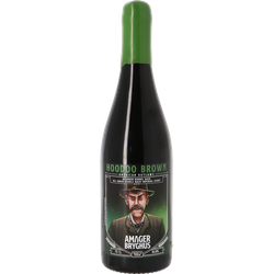Bouteilles - Amager Hoodoo Brown - Bourbon BA